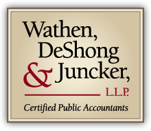 Wathen, DeShong and Juncker - Certified Public Accountants